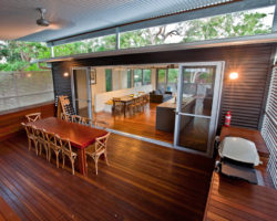Boreen Point Residence Deck