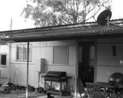 Maroochydore Renovation 1 Existing Rear View
