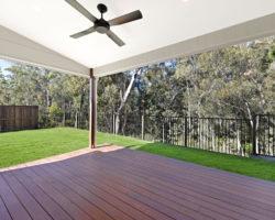Noosaville Residence Deck