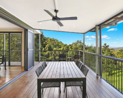 Woombye Residence Deck