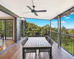 Woombye Residence Deck