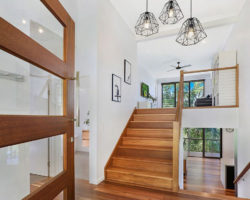 Woombye Residence Entry