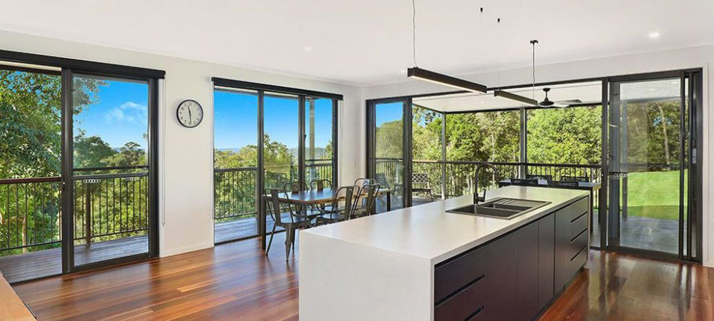 Woombye Residence Kitchen