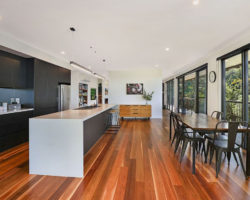 Woombye Residence Kitchen Dining